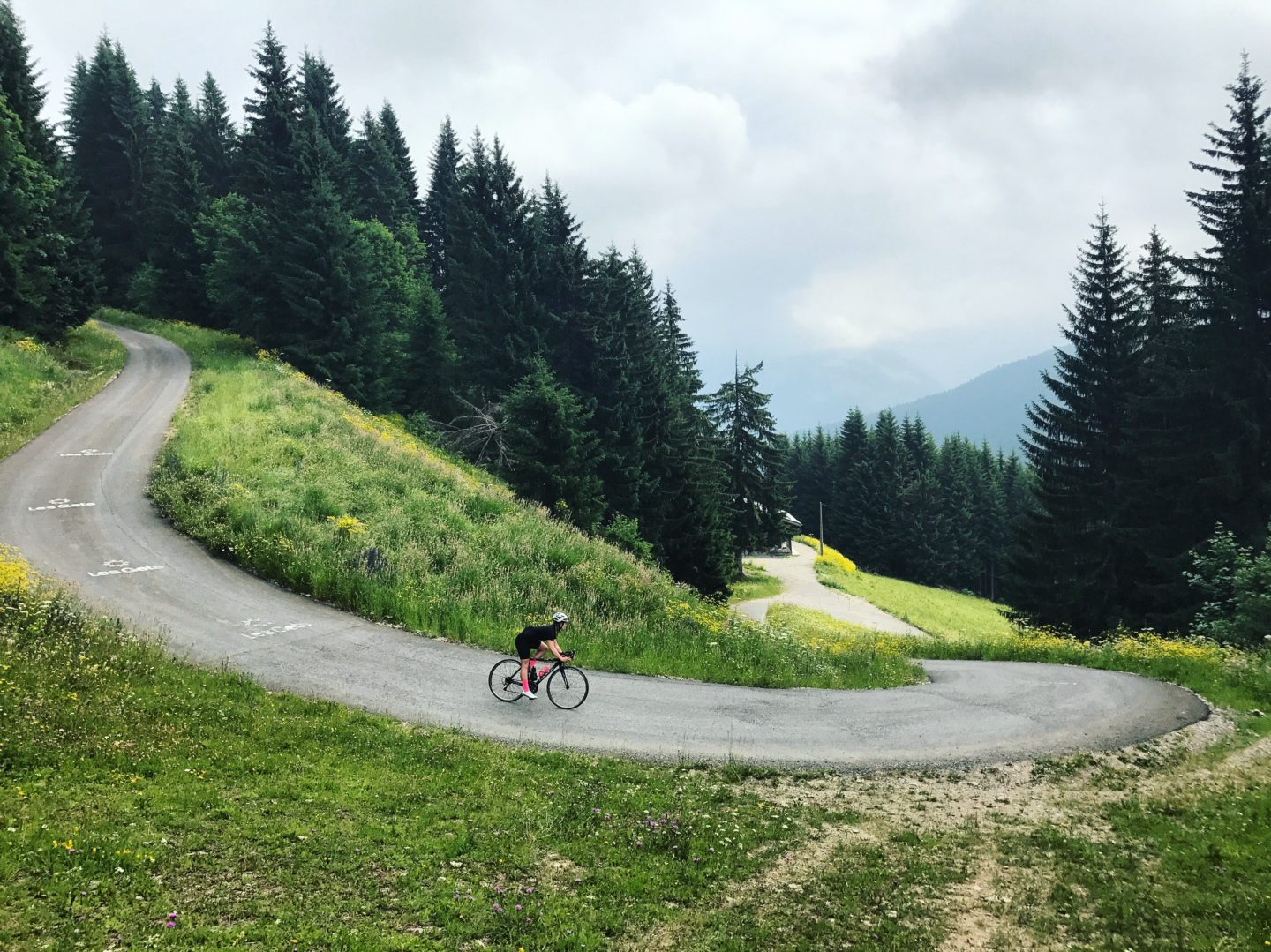 Mont Chéry; the Dauphiné climb that you won't have heard of